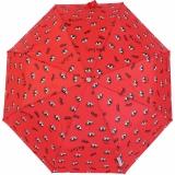 Bisetti Taschenschirm Regenschirm für Damen klein leicht - Eyes