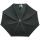 Doppler Manufaktur Herren Stockschirm Diplomat Orion schwarz gezackt - Griff Pferd