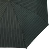 Knirps Herren Regenschirm Fiber T1 Automatik - Gents Prints Stripe