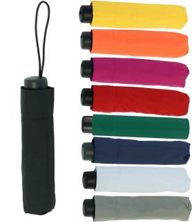 RS-Mini Taschenschirm für Damen und Herren manual Handöffner