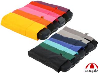 Doppler Regenschirm Damen Mini Taschenschirm Handy klein super-leicht stabil