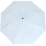 RS-Mini Taschenschirm für Damen und Herren Auf-Automatik weiß