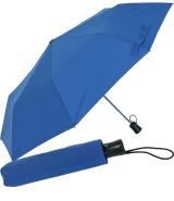 RS-Mini Taschenschirm für Damen und Herren Auf-Automatik royal-blau