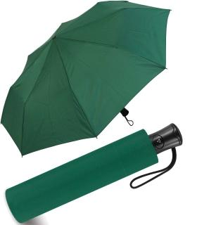 RS-Mini Taschenschirm für Damen und Herren Auf-Automatik grün