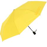 RS-Mini Taschenschirm für Damen und Herren Auf-Automatik gelb