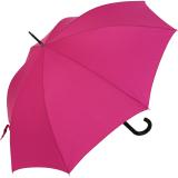 RS-Stockschirm groß stabil für Damen und Herren mit Automatik pink