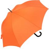 RS-Stockschirm groß stabil für Damen und Herren mit Automatik orange