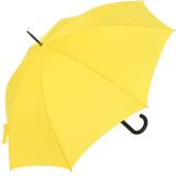 RS-Stockschirm XL - groß stabil für Damen und Herren mit Automatik gelb