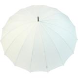 iX-brella leichter XXL Hochzeitsschirm Wedding 129 cm - weiß