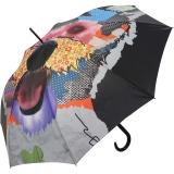 Doppler edler großer Damen Stockschirm Automatik modern Art - Patchdog