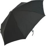 Samsonite Taschenschirm Auf-Zu Automatik Alu Drop 3 schwarz
