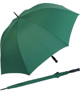 RS-Golfschirm Fiber-XXL extra groß und stabil mit Fiberglas-Streben- grün