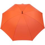 RS-Golfschirm Fiber-XXL extra groß und stabil mit Fiberglas-Streben- orange