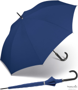 Stockschirm Kinematic groß stabil windfest mit Automatik - blue