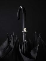 Stockschirm Kinematic groß stabil windfest mit Automatik - checks black