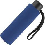 Ultra Mini Taschenschirm Damen Petito klein leicht windfest - blue