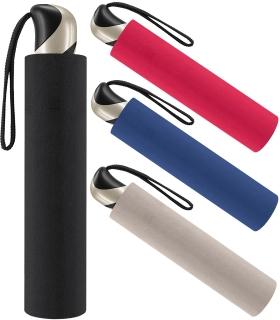 Taschenschirm Damen Auf-Zu Automatik Easymatic leicht stabil windfest