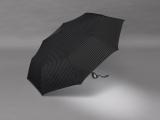 Taschenschirm Herren Auf-Zu Automatik Easymatic leicht stabil windfest - pepita