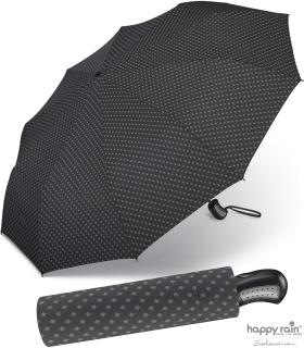 Taschenschirm Auf-Zu Automatik Gents Easymatic leicht stabil windfest - rhomb