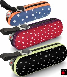 Knirps Regenschirm Taschenschirm Super Mini X1 Flakes