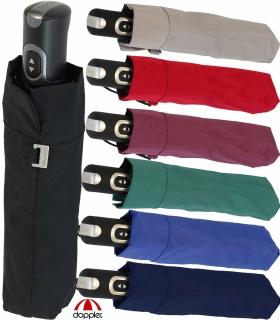 Doppler Taschenschirm Magic Carbonsteel stabil sturmfest Auf-Zu Automatik