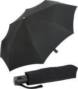 Doppler Taschenschirm Magic Carbonsteel stabil sturmfest Auf-Zu Automatik - schwarz