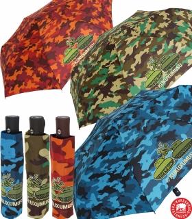 Blau Kukuxumusu Taschenschirm Wiesentreiben
