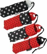 Mini Taschenschirm Damen Joy Heart klein und leicht -...