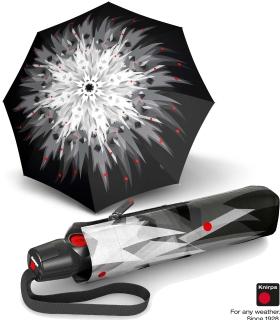 Knirps Taschenschirm T.200 Duomatic - stabil und sturmfest - Sparkling Star