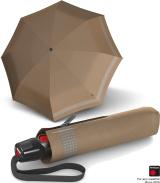 Knirps Taschenschirm T.200 Duomatic - stabil und sturmfest - reflective desert
