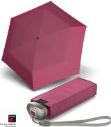 Knirps Regenschirm Mini Taschenschirm Travel klein leicht - pink UV Protection
