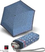 Knirps Regenschirm Mini Taschenschirm Travel klein leicht...