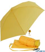Samsonite Regenschirm Super Mini Taschenschirm mit Tasche...