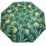 M&P Super-Mini Damen Taschenschirm Regenschirm Fotografico - Ananas