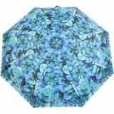 M&P Super-Mini Damen Taschenschirm Regenschirm Fotografico - Eukalyptus