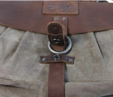 Casual-Flapabag A4 Leder Umhängetasche Schultertasche LandLeder Lands & Leather