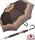 Doppler Damen Stockschirm Carbonsteel mit Automatik Apart - braun