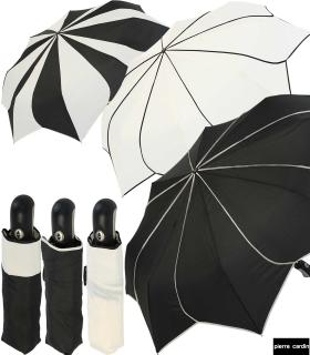Pierre Cardin Damen Taschenschirm Auf-Zu-Automatik - Sunflower