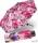Ultra Mini Taschenschirm Damen Petito klein leicht windfest - delicate flowers