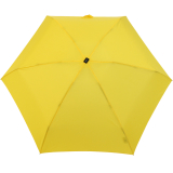 Doppler Regenschirm Damen Mini Taschenschirm Handy klein super-leicht stabil gelb