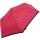 Damen Mini Taschenschirm Derby Hit Flat - Dots Punkte - bordeaux