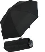 Doppler Taschenschirm Carbonsteel Mini XS  klein und...
