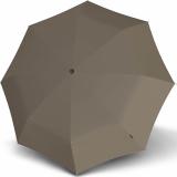Knirps Taschenschirm T.220 Duomatic Safety - leicht, stabil und sturmfest mink