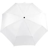 iX-brella Mini Ultra Light - Mini Brautschirm Hochzeit mit großem 100 cm Dach - extra leicht - weiß