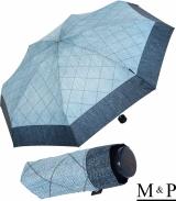 M&P Super-Mini Damen Taschenschirm klein leicht mit...