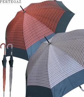 Eleganter Regenschirm Damen Stockschirm Automatik von PERTEGAZ - Trenzado