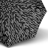 Knirps Taschenschirm T.200 Duomatic - stabil und sturmfest - nuno rain