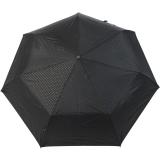 Knirps Regenschirm Slim Duomatic - klein und leicht mit Auf-Zu Automatik - mat spot