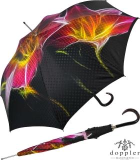 Doppler Manufaktur Regenschirm Stockschirm VIP Damen Elegance - Spirit Florescence