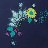 Scout Kinder-Taschenschirm mit reflektierenden Streifen Cool Princess